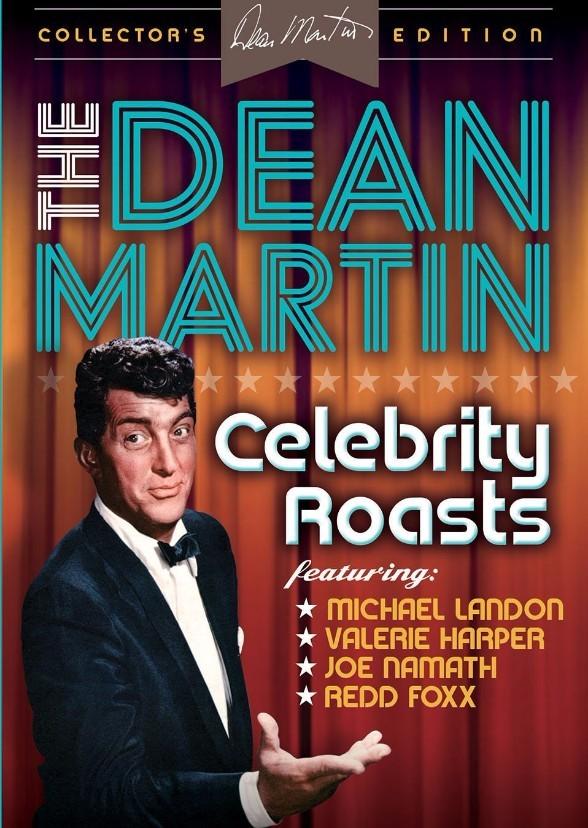 Dean Martin Roast Cast