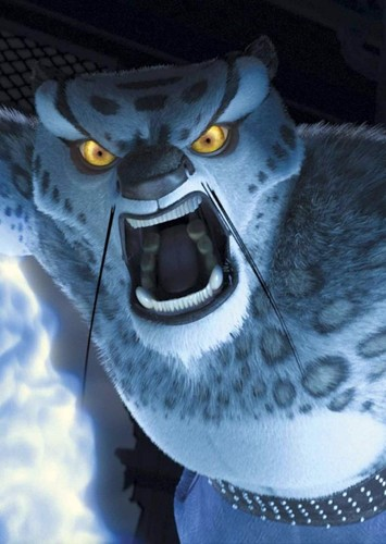 Tai Lung (Kung Fu Panda) in DreamWorks Villains | MyCast ...